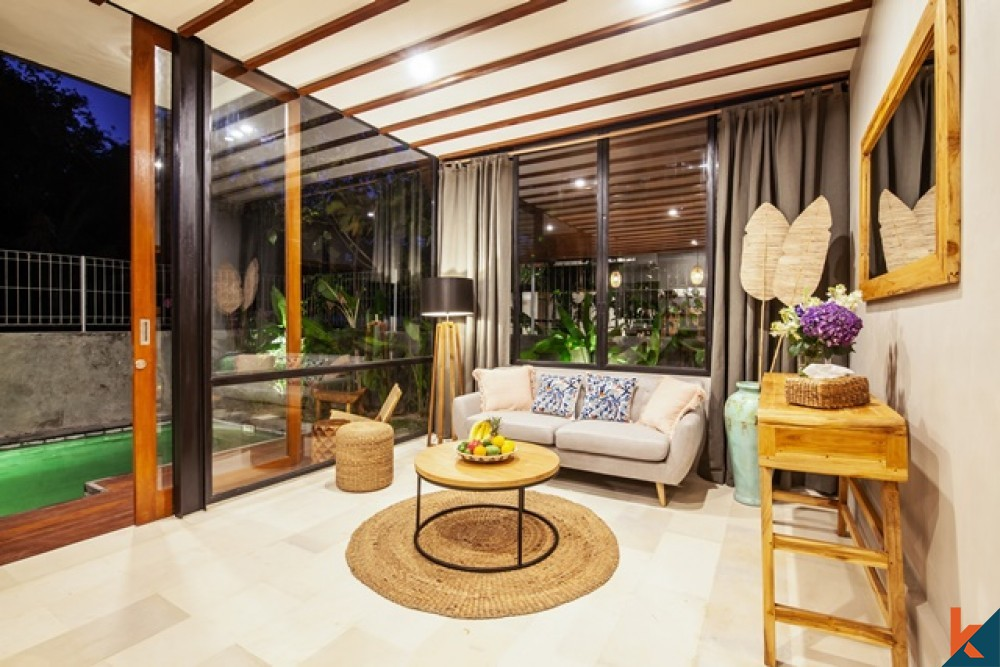 REDUCED PRICE AMAZING NEW 2 BEDROOM LEASEHOLD VILLA IN PERERENAN FOR SALE
