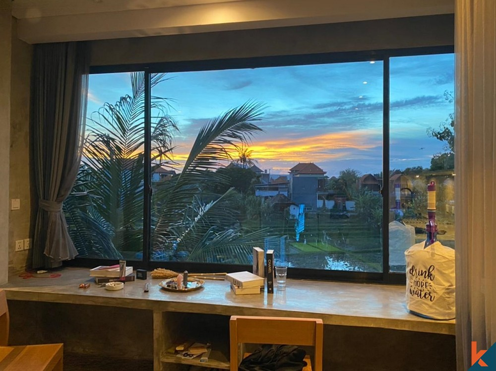 Amazing Contemporary Guesthouse in Prime Area of Canggu for Sale