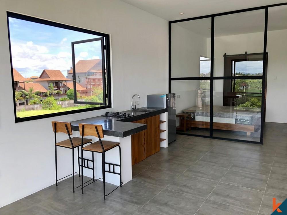Apartemen Satu Unit Menakjubkan Dekat dengan Pantai untuk Dijual Leasehold