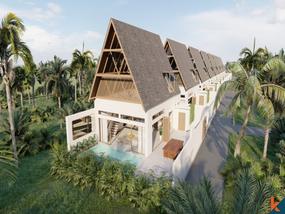 Beautiful Off Plan 1 Bedroom Villa in Babakan for Sale