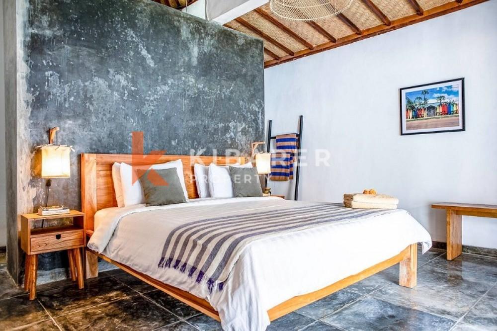 Villa Terbuka Enam Kamar Tidur Yang Indah Di Umalas