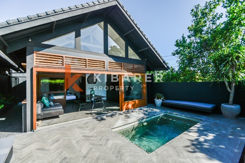 Two Bedrooms Villa located in  Pererenan ( will be available on 31st May 2021 )