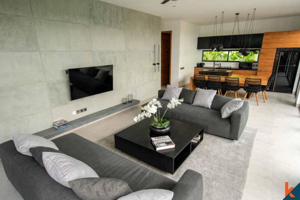 Upcoming Modern Two Bedrooms Project Villa for Sale in Umalas