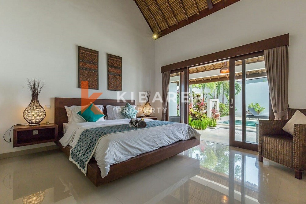 Vila Empat Kamar Tidur yang Cantik di daerah Ungasan