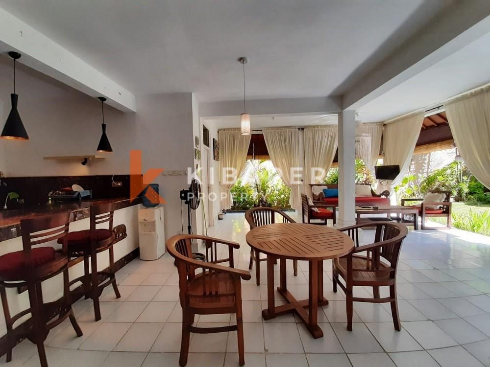 Beautiful Three Bedroom Complex Villa at Seminyak ( minimum 3 years rental )