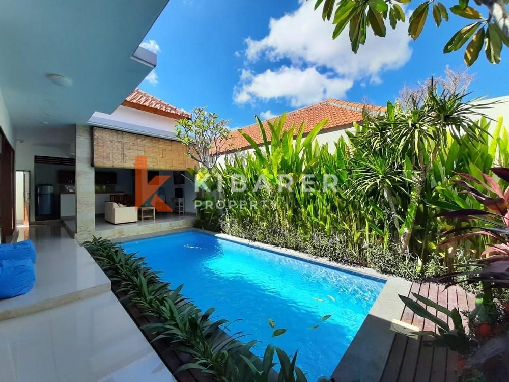 Cozy Two Bedroom Villa with good location in Seminyak