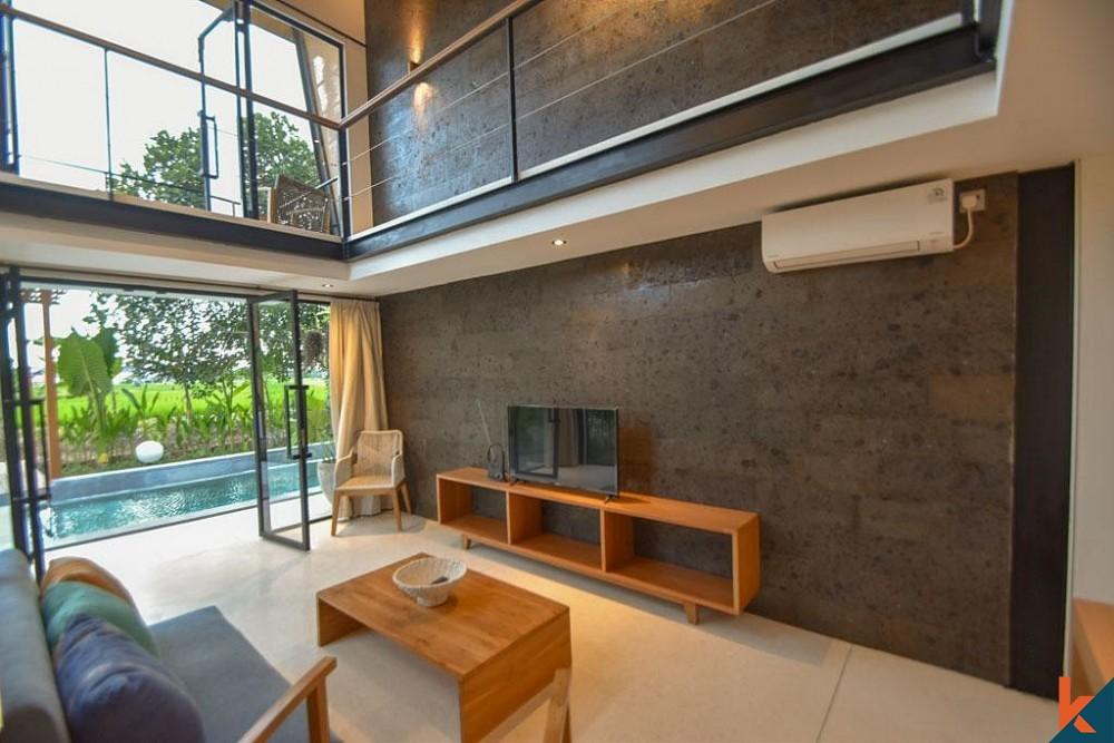 Dijual Apartemen 4 Kamar Tidur di Area Utama Canggu