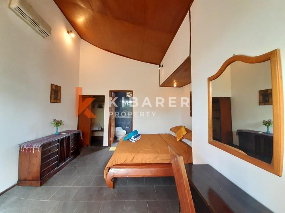 cozy nice two bedroom villa in seminyak