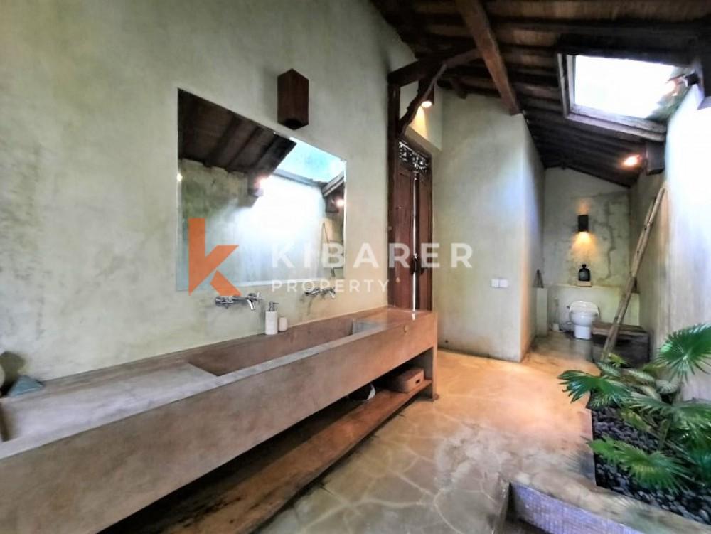villa yang indah untuk tinggal di umalas kerobokan