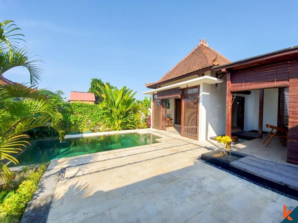 Brand New One Bedroom Villa for Sale in Ubud
