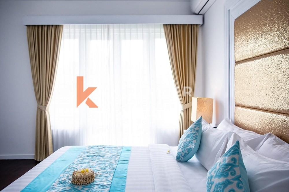 Elegant Three Bedroom Complex Villa situated in Umalas