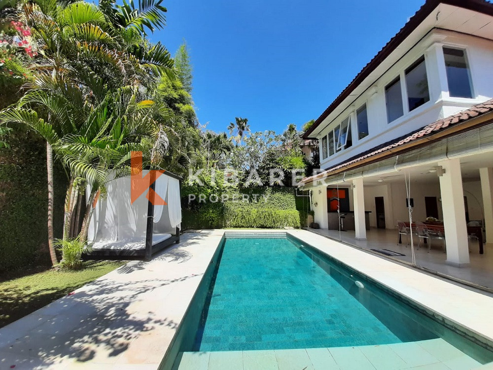 Beautiful Two Bedrooms Villa In A Great Location In Umalas