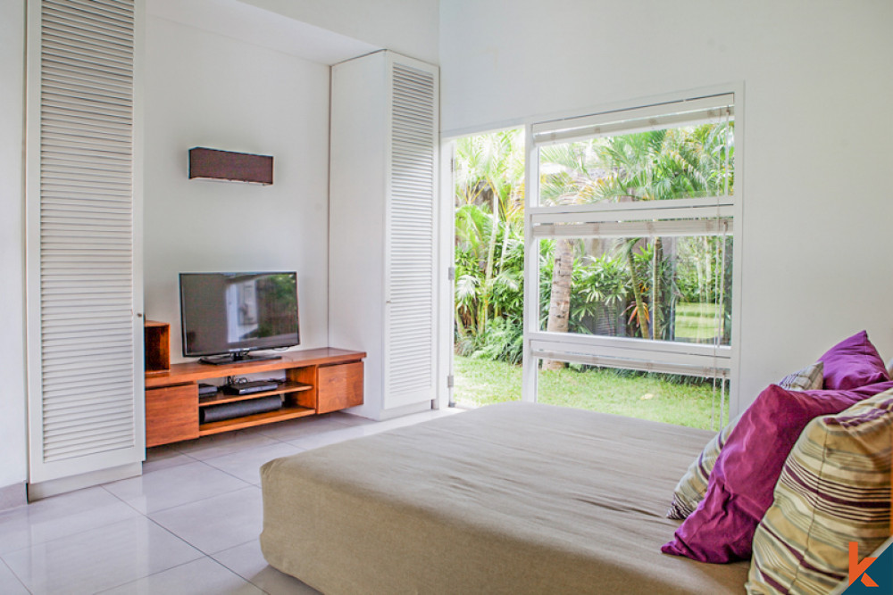 Belle villa isolée de quatre chambres à vendre à Umalas