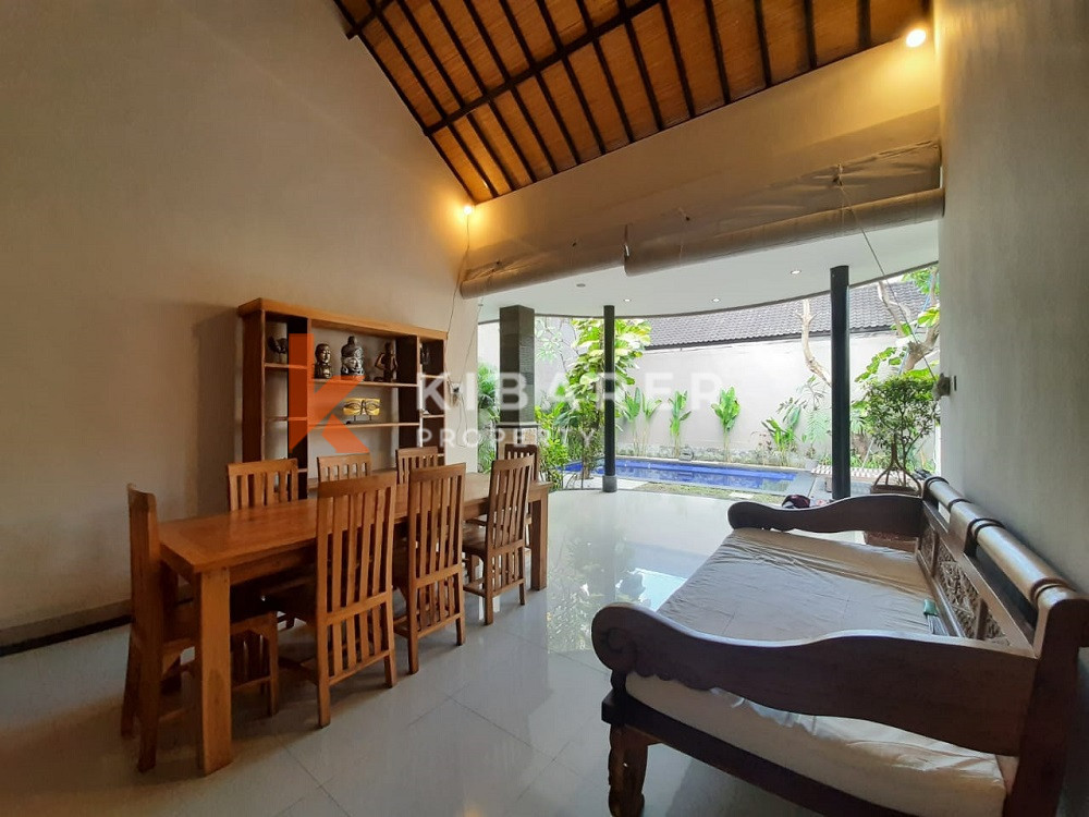 A Chic Two Bedroom Villa in Umalas
