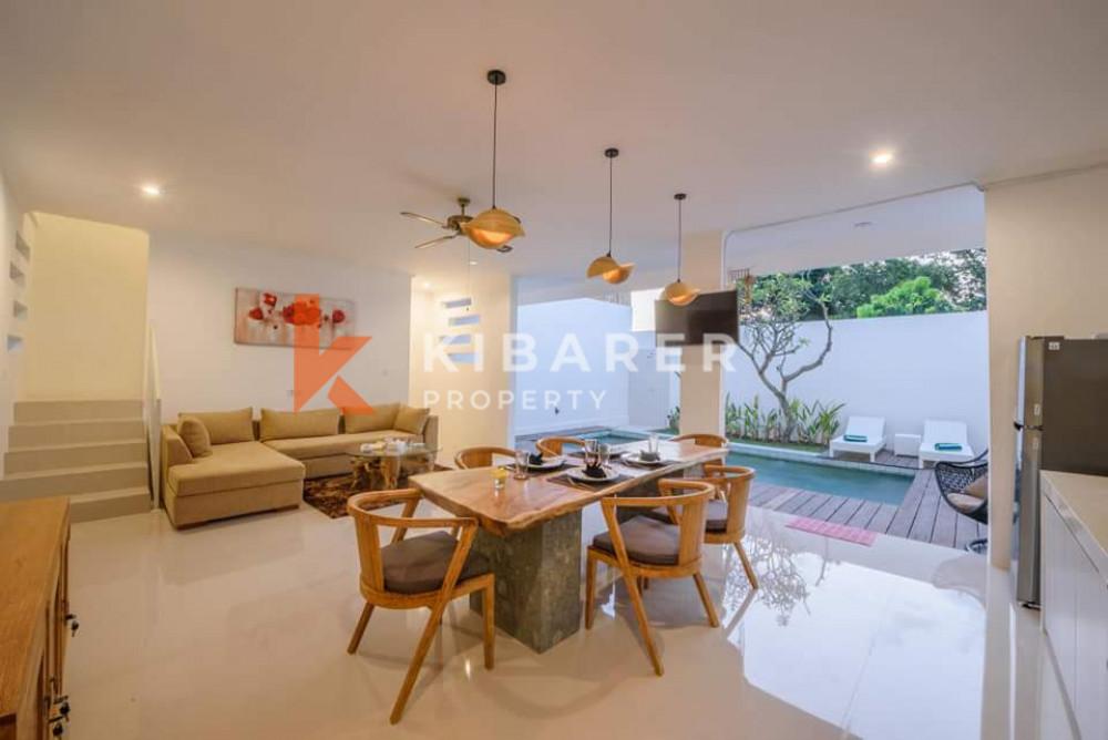 Lovely Three Bedroom Villa offering Great Location in Seminyak