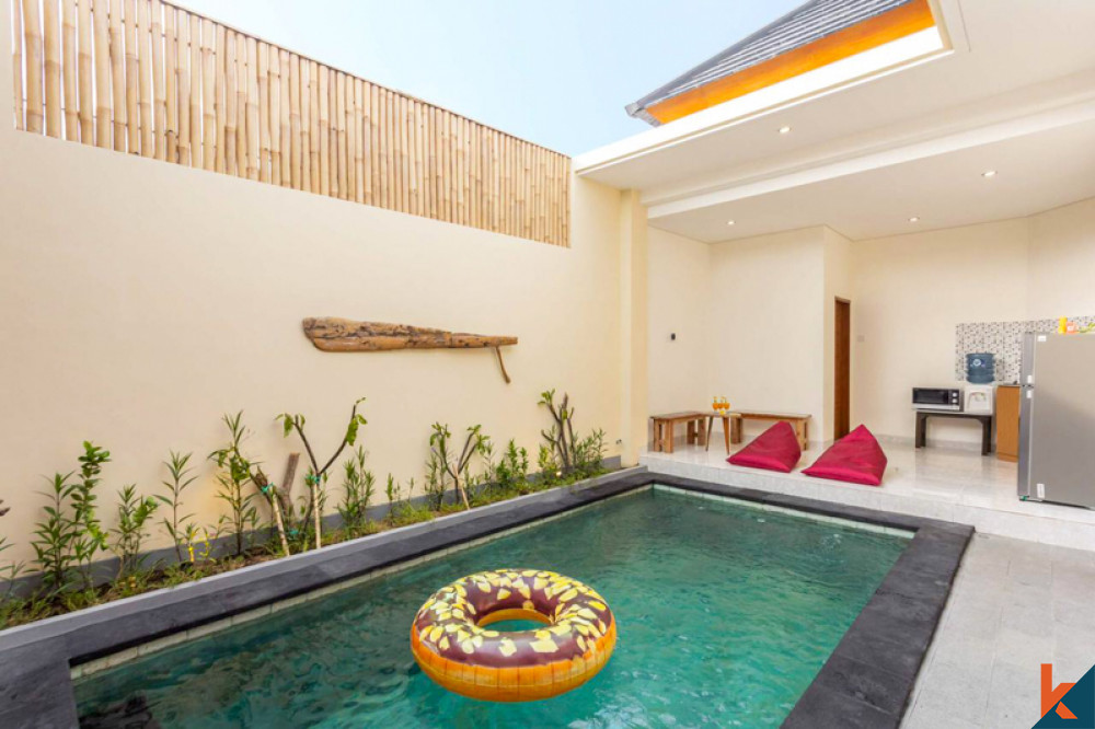 Brand New Leasehold Complex Villa for Sale in Tegal Cupek