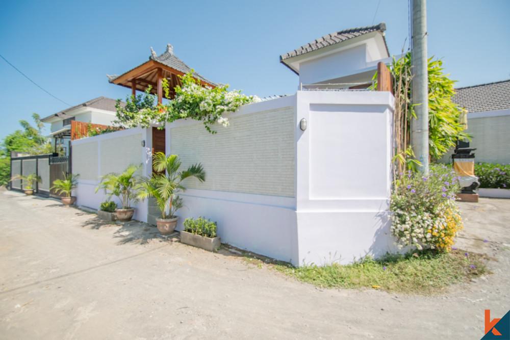 Rumah Keluarga Terpencil Dijual di Gianyar