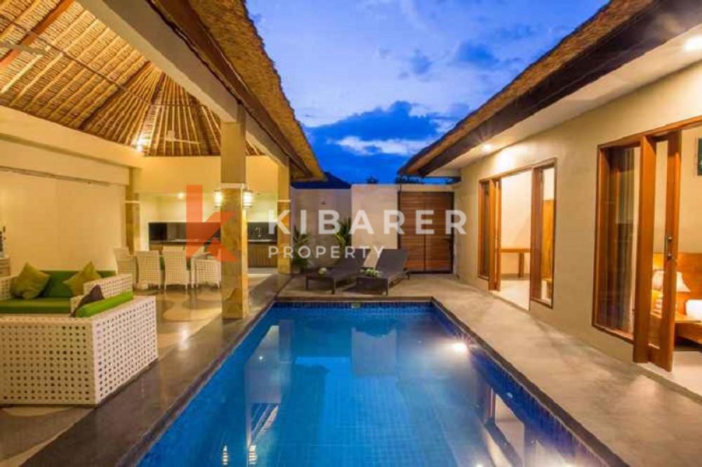 Simple Two Bedroom Villa in Kerobokan Area