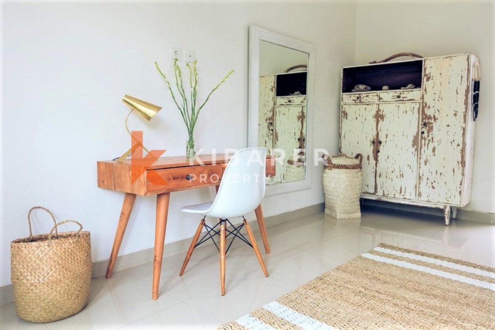 BEAUTIFUL TWO BEDROOMS OPEN LIVING VILLA IN PRIME LOCATION BATU BELIG(available on july)