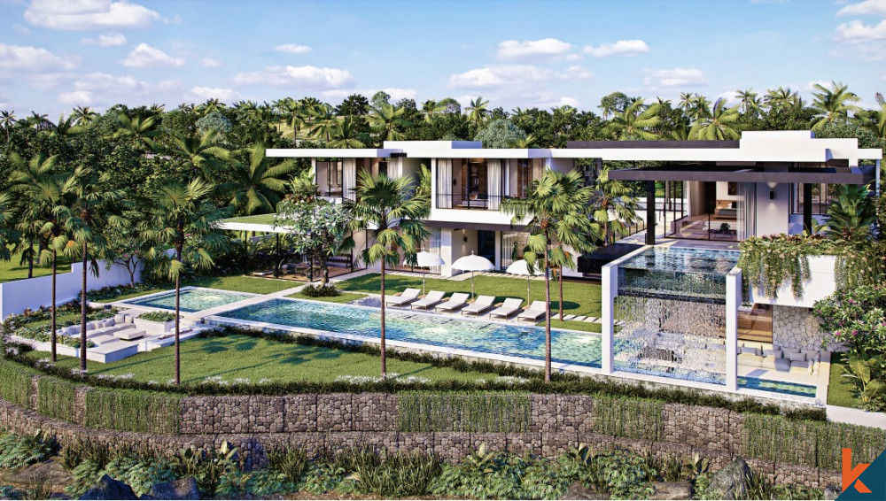 Upcoming Luxury Leasehold Property with Rice Field View