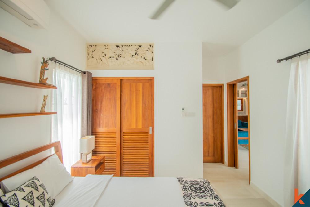 Villa en pleine propriété luxueuse et moderne à vendre dans un emplacement privilégié de Seminyak