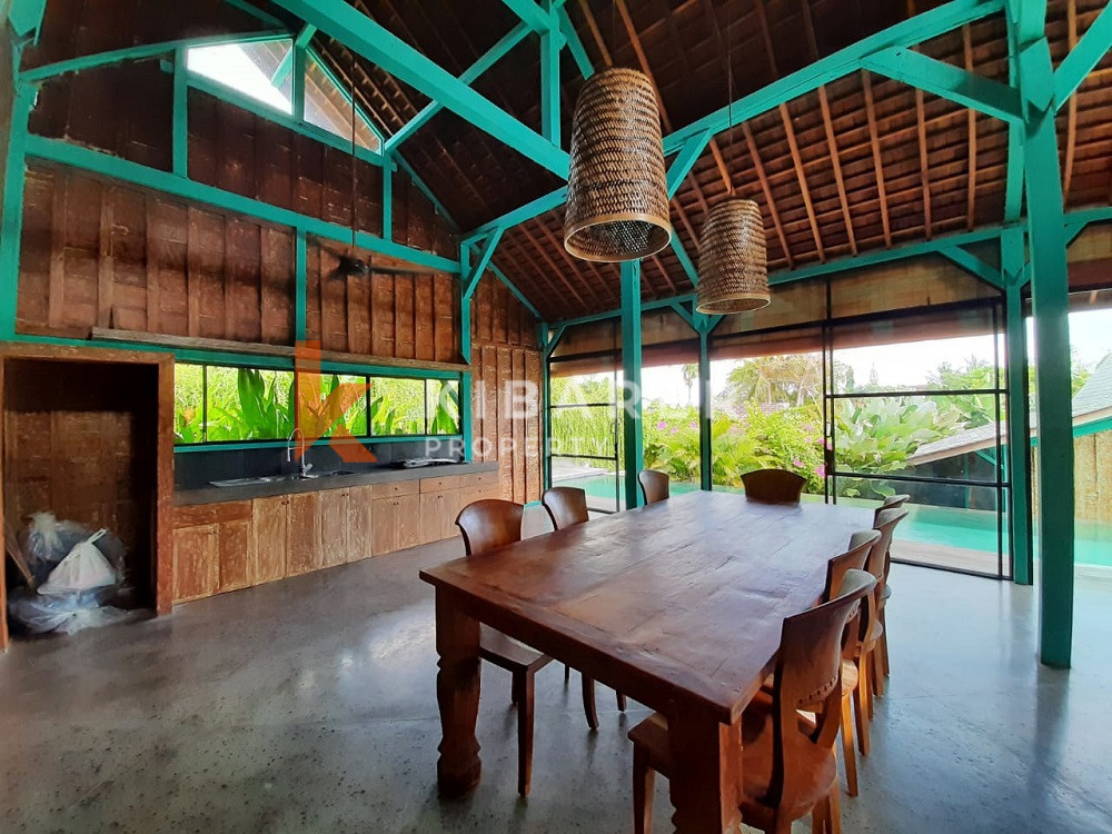 Vila yang menakjubkan di Canggu