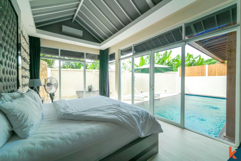 Amazing One Bedroom Stylish Villa for Sale in Kerobokan
