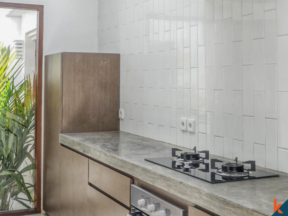 Villa moderne de deux chambres à vendre à Kerobokan
