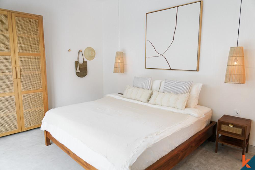 Dijual Villa Modern Minimalis Tiga Kamar Tidur Baru di Canggu