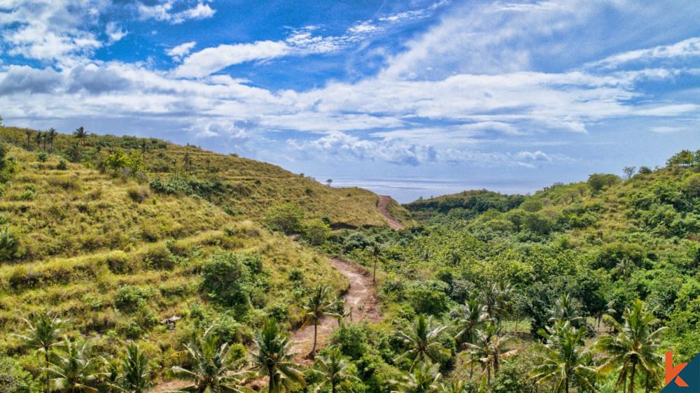 Dijual Tanah SHM Besar di Nusa Penida