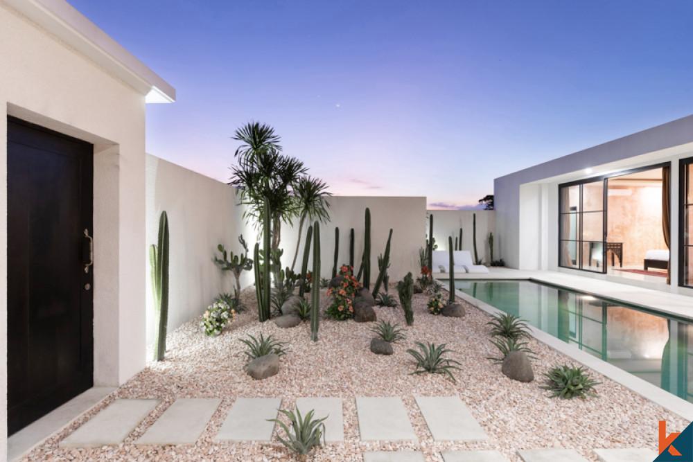 Gaya Maroko Modern dan Baru Dijual di Berawa