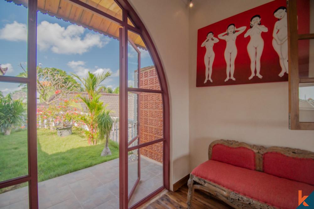 Rumah Bergaya Baru untuk Disewakan di Umalas