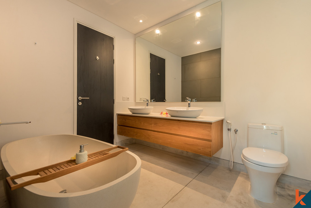 Stunning Off Plan 4 Bedroom Leasehold Villa in Umalas for Sale