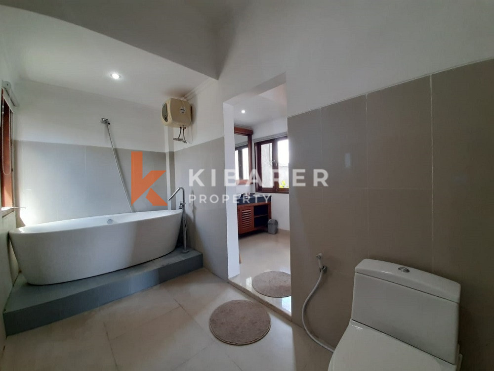 Beautiful Two Bedroom Villa with good location in Canggu