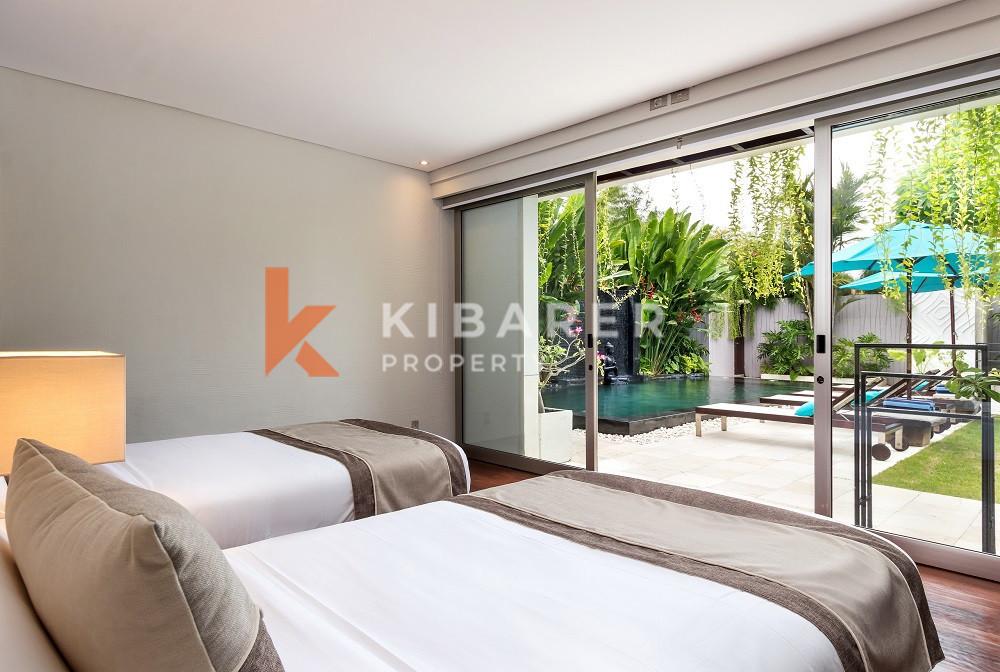 Stunning Three bedroom Villa with garden in Jimbaran