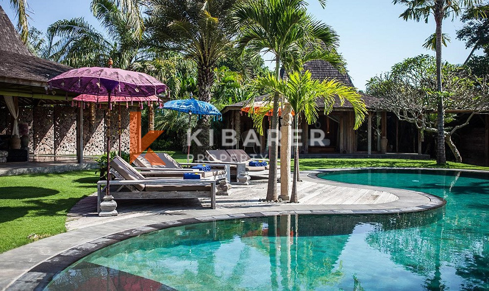 Gorgeous Four Bedroom Villa with garden located in Umalas ( will be available on December 2021 )