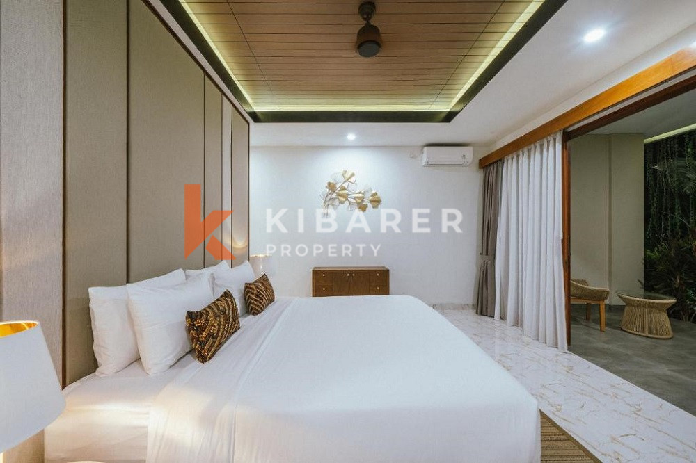 Brand New Luxury Five Bedroom Villa close to Berawa Beach ( will be available on 22 December 2021 )