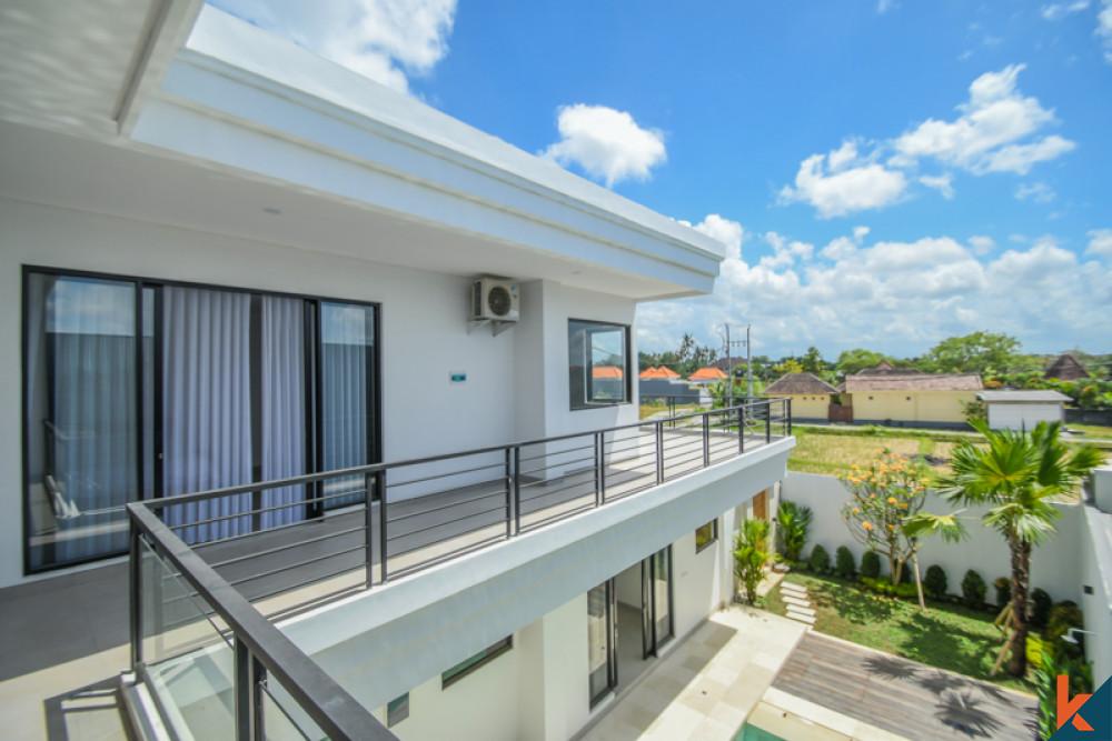 Brand New Loft Style Villa for Sale in Berawa