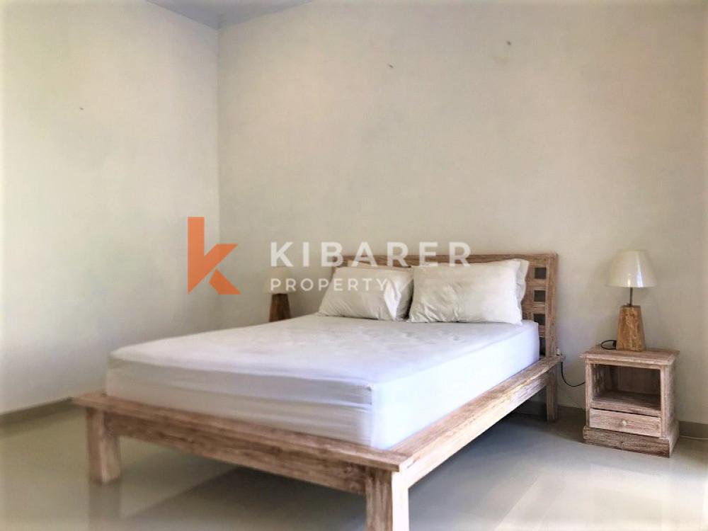 villa dua kamar tidur yang menakjubkan tinggal di kerobokan
