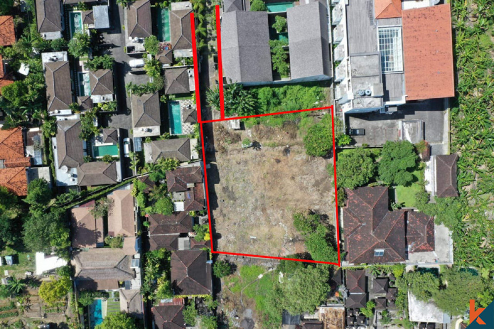 Great opportunity in Umalas , land for lease