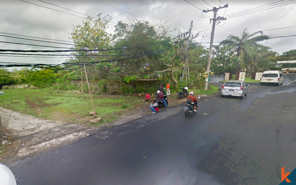 Rarely Land with Easy Access for Sale in Jimbaran