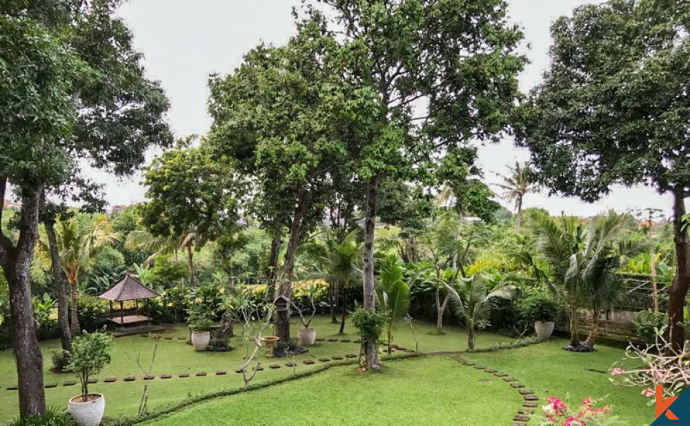 Great freehold plot of land in Berawa
