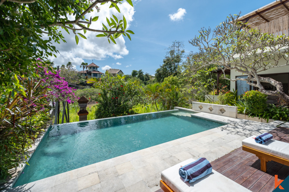 Beautiful Three Bedrooms Freehold Villa for Sale in Pecatu